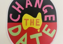 Change the Date Sticker
